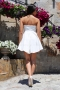 Bustier White Chic 022216 2