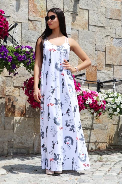 Рокля Beach Dress Monro 012304