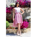 Skirt Pink Lace