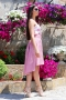 Skirt Pink Lace 032066 2