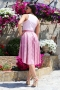 Skirt Pink Lace 032066 3