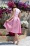 Skirt Pink Lace 032066 4