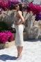 Dress Sexy Lace Beige 012285 1