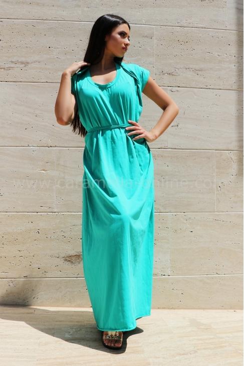Dress Summer Mint 012316