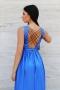 Dress Blue Milano 012319 6