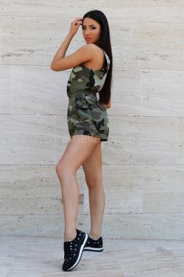 Jumpsuit Little Camouflage