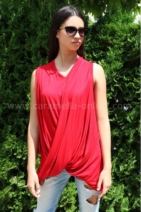 Tunic Red 022217