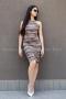 Dress Brown Missoni 012325 1