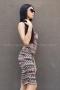 Dress Brown Missoni 012325 2