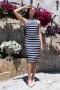 Dress White&Blue 012326 2