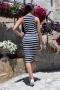 Dress White&Blue 012326 4