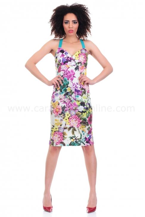 Рокля Summer Colorite 012334