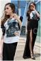 Пакет Блуза Bad Dog и Пола - панталон Perry 1