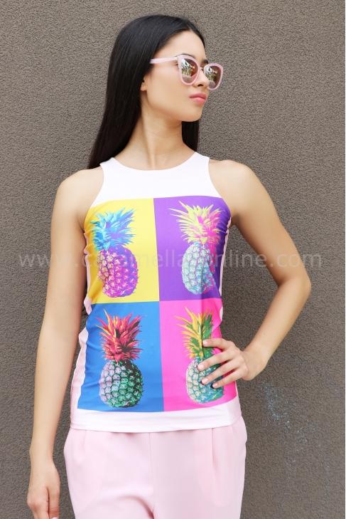 Top Summer Pineapple 022222