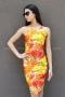 Рокля Summer Style 012340 2