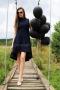 Рокля Blue Lace 012344 3