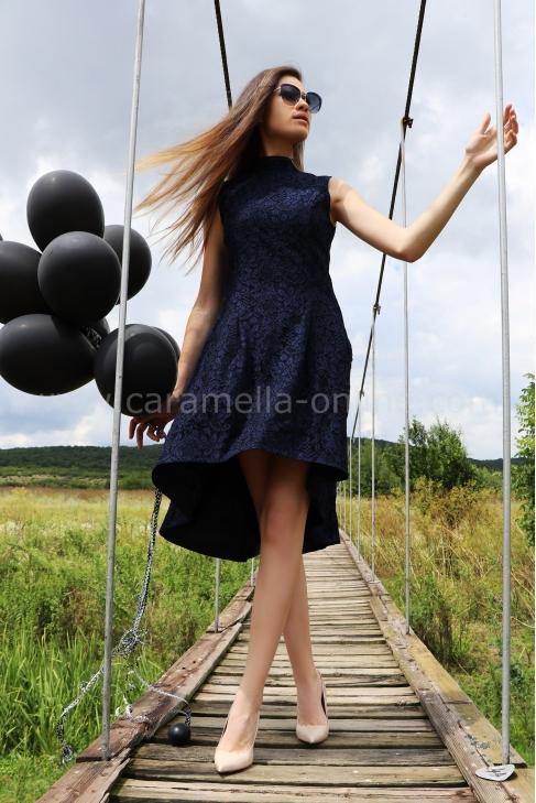 Рокля Blue Lace 012344