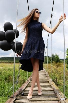 Рокля Blue Lace