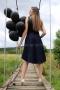 Рокля Blue Lace 012344 4