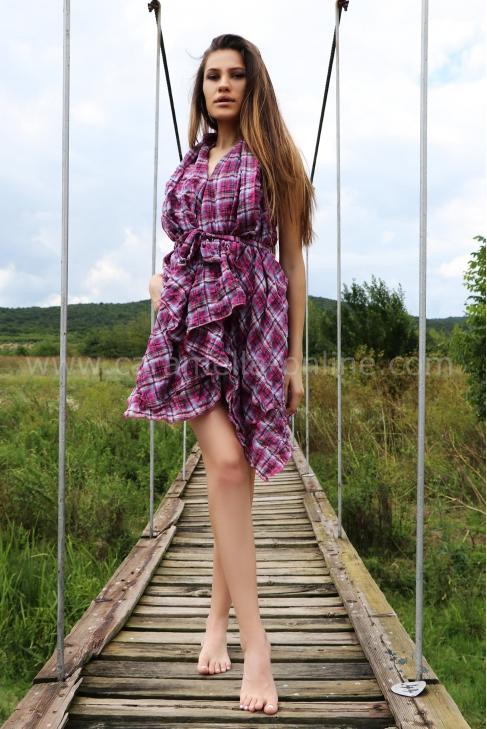 Tunic Pink 022227