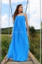 Dress Summer Blue 3
