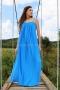 Рокля Summer Blue 012345 3