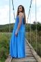 Рокля Summer Blue 012345 2