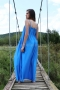 Dress Summer Blue 4