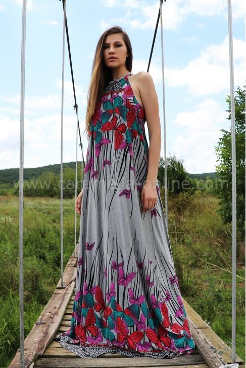 Dress Butterfly Garden 012346