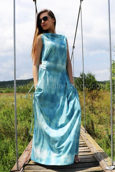 Dress Melange 012347