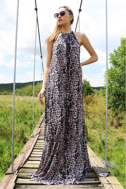 Dress Leopard Summer 012352
