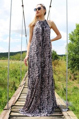Рокля Leopard Summer