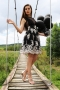 Рокля Lace Colorite 012355 4