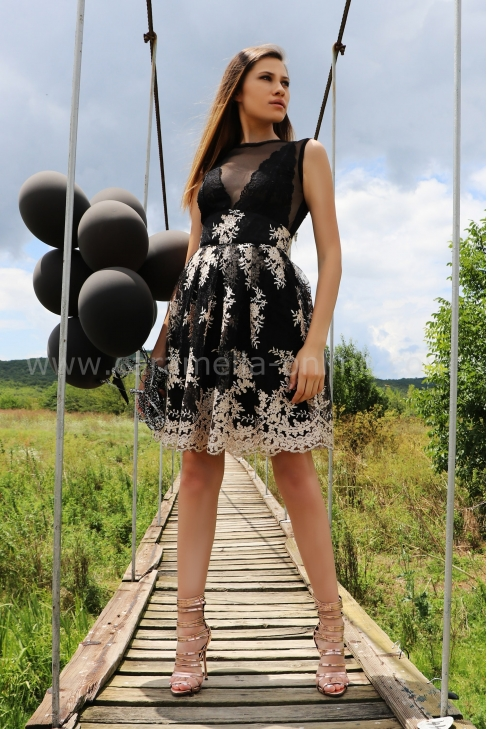 Dress Lace Colorite 012355