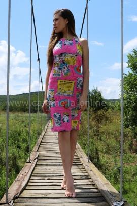 Dress Pink Comics