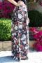 Pants Silk Flowers 032069 3