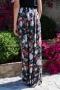 Pants Silk Flowers 032069 4