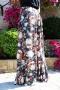 Pants Silk Flowers 032069 2