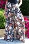 Pants Silk Flowers 032069 5