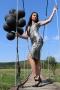 Dress Silver Colorite 012360 4