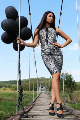 Dress Silver Colorite