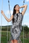 Dress Silver Colorite 012360 2