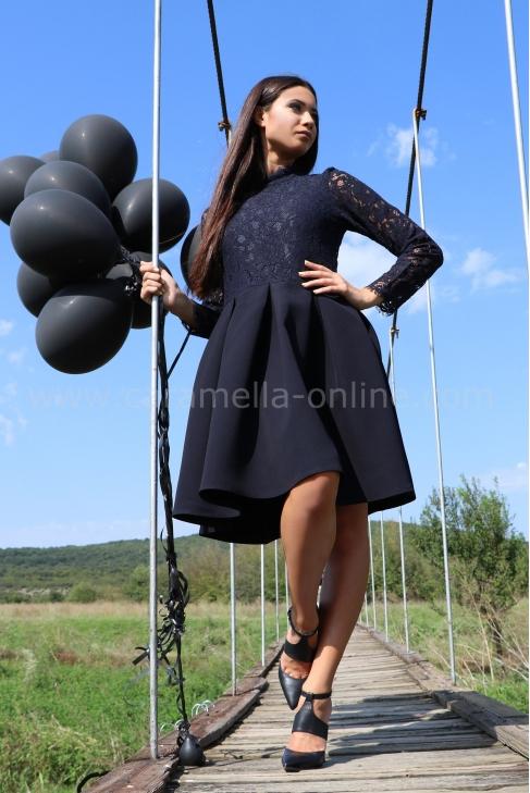Рокля Blue Lace 012362