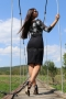 Dress Mon Cher Black 012363 3
