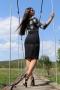 Рокля Mon Cher Black 012363 3