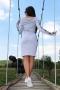 Dress Silver Gray 012365 3