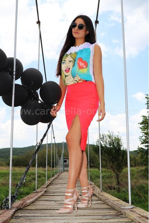 Skirt Oringe 032073