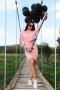Dress Pink Caramella 012366 1