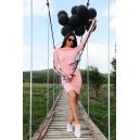 Dress Pink Caramella