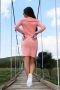 Dress Pink Caramella 012366 5